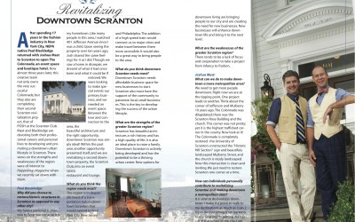 2011 – 9.1.11 Revitalizing Downtown Scranton